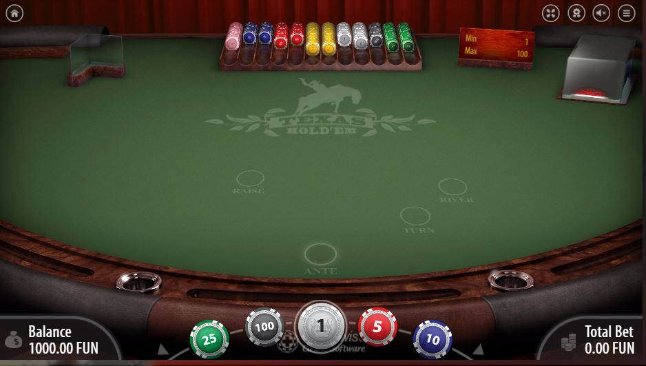 BitStraz review texas hold'em poker with bitcoin