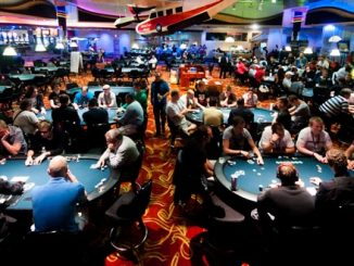 bitcoin Poker tournament