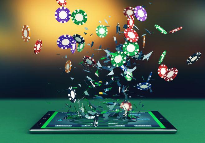online bitcoin poker tournament