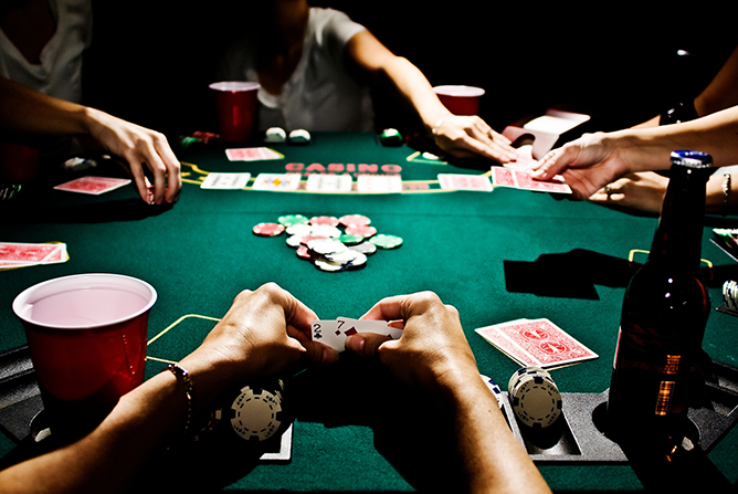 play poker tournament with bitcoin