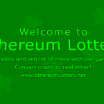 Ethereum Lottery Ethereum only casino