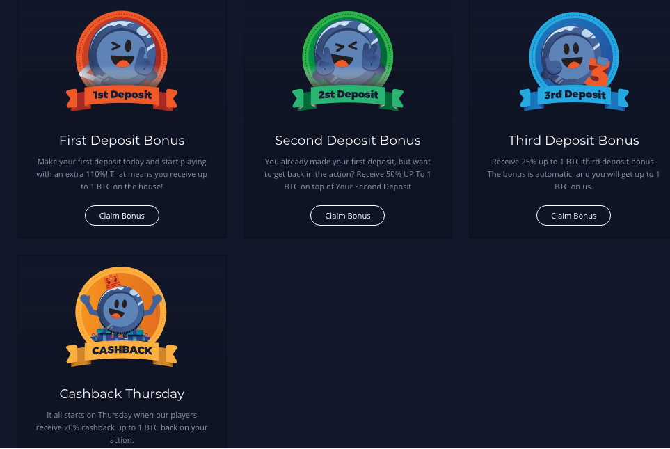 mBit Casino Bitcoin Welcome Bonuses For New Players