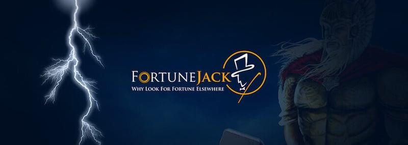 FortuneJack bitcoin gambling