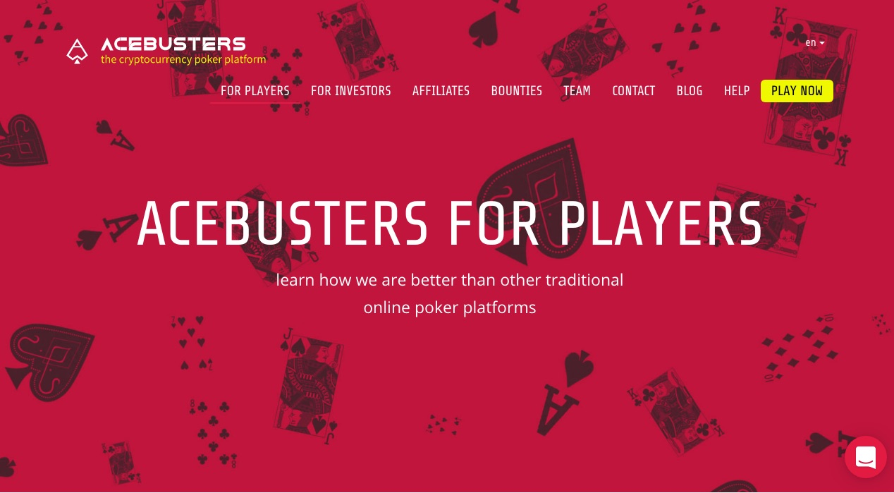 Acebusters the best ethereum casino of 2018
