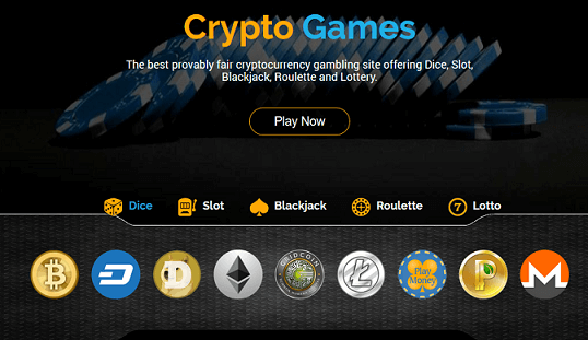Crypto-games the best Ethereum gabling sites 2018