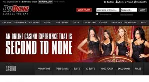 online casino bonuses at betOnline