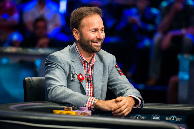 Daniel Negreanu the best poker players