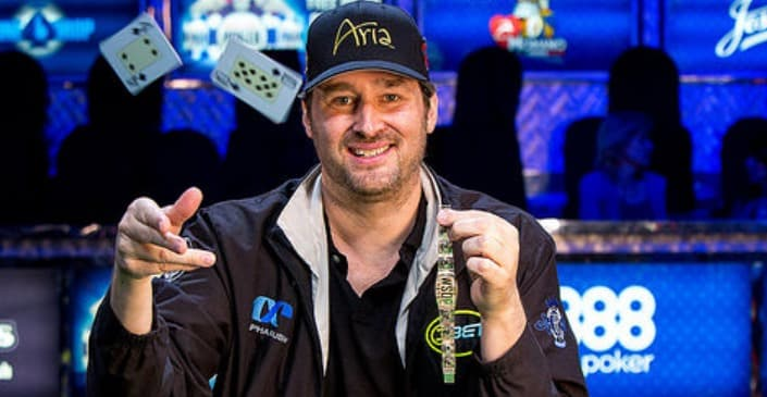 Phil Hellmuth the best poker players in the world