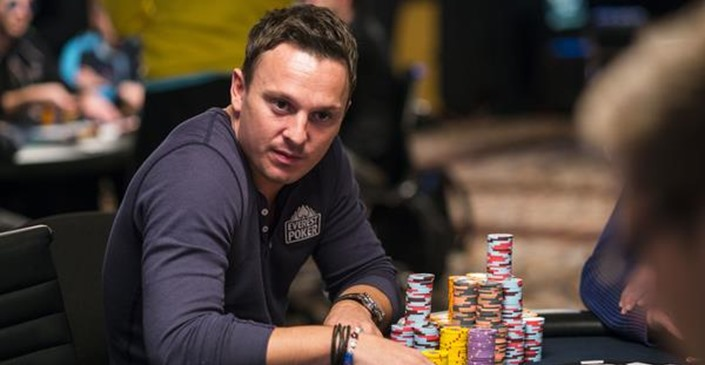 Sam Trickett poker player